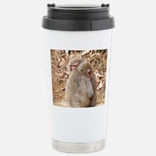 cuddling monkeys Travel Mug