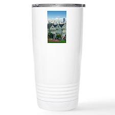 Painted Ladies Travel Mug