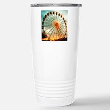 Go Round Stainless Steel Travel Mug