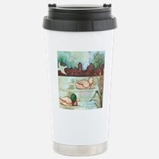 Mallard Duck Decoy Travel Mug