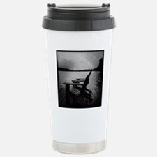 Wisconsin summer Travel Mug
