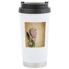 paris hydrangea  french Travel Mug
