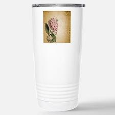 paris hydrangea  french Travel Mug