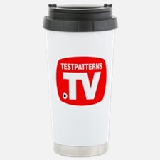 TestPattern_20121102 Travel Mug
