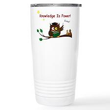 Teacher Wise Owl Travel Mug