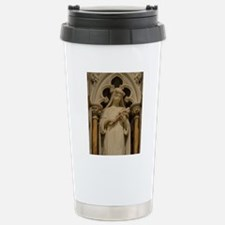 Saint Agnes Stainless Steel Travel Mug