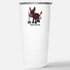 CHEAPASSHOE.psd Stainless Steel Travel Mug