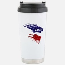Who Am I? 24601 Stainless Steel Travel Mug