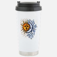 COSMIC FLASH Stainless Steel Travel Mug