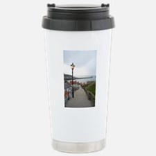 199 church steps in Whi Travel Mug