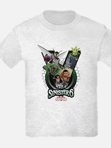 Sinister Six V T-Shirt