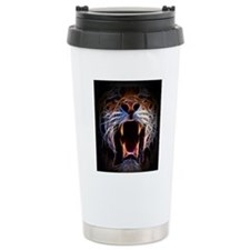 Electrified Tiger Travel Mug