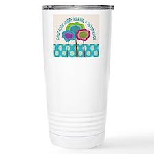 Cool Oncology nurse Travel Mug