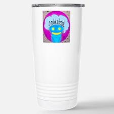 Cute Umorismo Travel Mug
