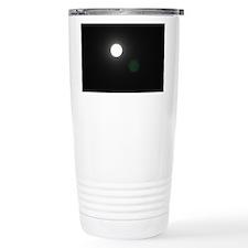 Moon at Night Travel Mug