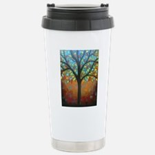 Tree of Many Colors Thermos Mug