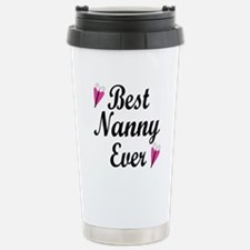 Best Nanny Ever Travel Mug