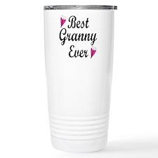 Best Granny Ever Travel Mug