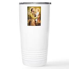 Joseph & Jesus Travel Coffee Mug