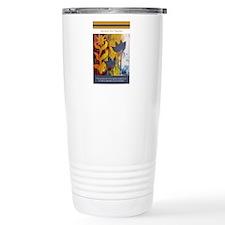 Retired Art Teacher Travel Mug