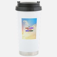 I'm a Social Worker - c Stainless Steel Travel Mug