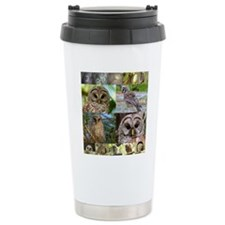 2014 OwlWatch Montage Travel Coffee Mug