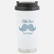 Mustache LM Aug Travel Mug