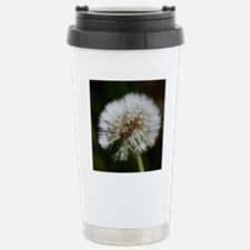 Dandelion Stainless Steel Travel Mug