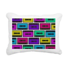 Cute Tape recorder Rectangular Canvas Pillow