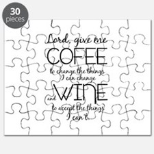 Lord, give me coffee Puzzle
