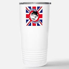 "Film Cad's Union Jack "" Travel Mug"