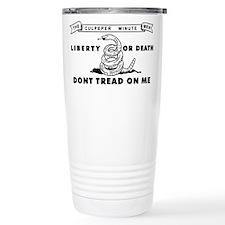 Culpeper Minutemen Travel Coffee Mug