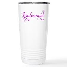 Bridesmaid Travel Mug