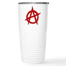 Anarchist 1 (red) Travel Mug