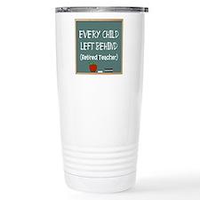 Teacher retirement Travel Mug