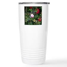 Rare Nature Rose Travel Mug