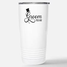 Groom to be Travel Mug