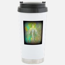 Glitter Angel Stainless Steel Travel Mug