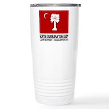 South Carolina Big Red Travel Mug