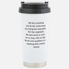Cute Work place Travel Mug