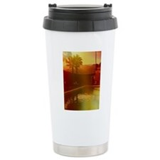 Sunset Dreams Travel Coffee Mug