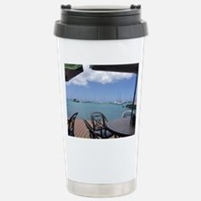 St. Croix USVI Boardwal Travel Mug