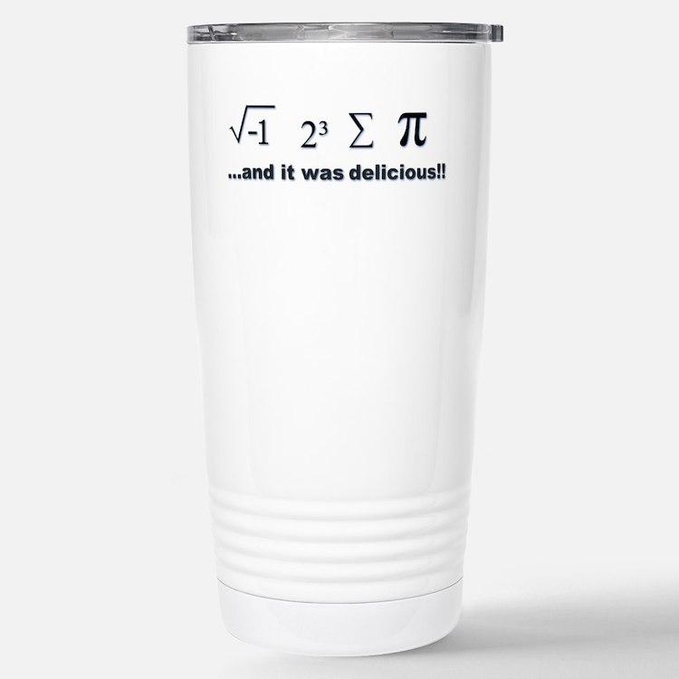 Cute Jokes Travel Mug