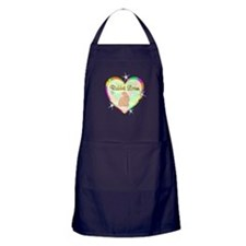 Rabbit Lover Apron (dark)