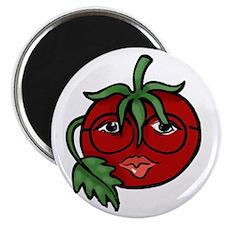 Tomato Face Magnet