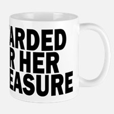BEARDED FOR HER PLEASURE Mugs