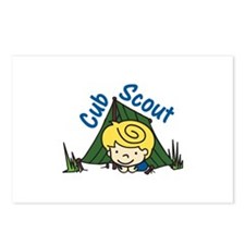 Cub Scout Postcards (Package of 8)