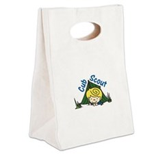 Cub Scout Canvas Lunch Tote