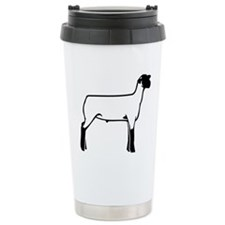 Funny Sheep Travel Mug
