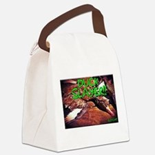 Cool Duck dynasty Canvas Lunch Bag